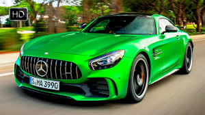 mercedes green 2017 mercedes amg gt r in amg green hell magno exterior interior