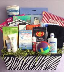 gifts for chemo patients mens large chemo basket