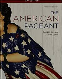 the american pageant a history of the american