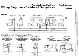 sweet wiring diagram for three way switches with pilot light