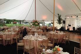 wedding venues in western ma blush gold 1920s gatsby themed backyard tent wedding blue