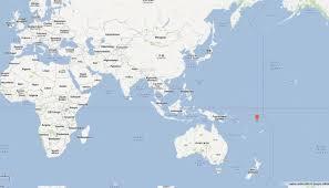 Guam World Map Tuvalu Map