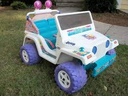 barbie jeep power wheels 90s here s why no toy could inspire more jealousy than a barbie power