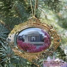 jefferson memorial ornament