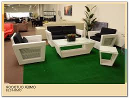 Modern White Wicker Outdoor Furniture Patios  Home Furniture - White wicker outdoor furniture
