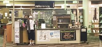 Library Reference Desk The Secret Government Project I U0027ve Been Stealing From For Years