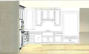 layout kitchen cabinets how to layout kitchen cabinets tique isld plywood layout for kitchen