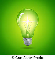 green light bulb meaning 1000 green light bulb vector clipart royalty free