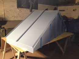 Standing Seam Awnings Metal Awnings And Door Canopies Sondrini Enterprises