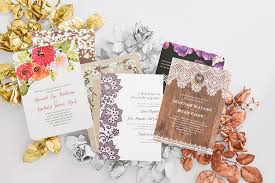 where to get wedding invitations wedding invitations david s bridal