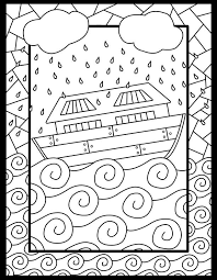 fresh noahs ark coloring 41 coloring kids noahs