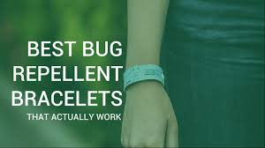 Best Backyard Bug Repellent Best Bug Repellent Bracelets And Mosquito Bands Insect Cop