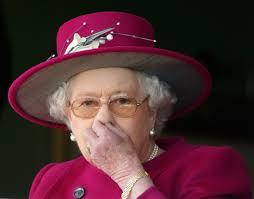 Queen Elizabeth by The Queen Picking Her Nose Seven Pictures Of Queen Elizabeth