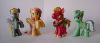 My Little Pony Blind Packs My Little Pony Custom Blind Bags Wave 1 By Ben1138 On Deviantart