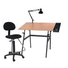 martin universal design drafting table 39 drafting table and chair set buy studio designs 42 in rustic oak