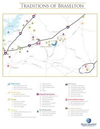 Tanger Outlet Map Traditions Of Braselton