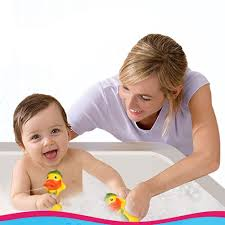 compare prices on baby chameleon online shopping buy low price hiinst funny summer lovely chameleon duck pump kids baby bathroom change color ducks shower playing water toys aug12