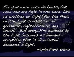 Children Of The Light Jesus Dust Light As A Biblical Metaphor Pt 2