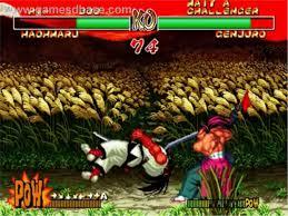 image samurai shodown 2 gameplay jpg classic game room wiki