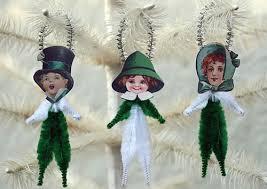 st s day ornaments primitive folk by world