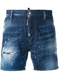light wash denim shorts dsquared2 light wash denim shorts 590 shop aw17 online fast