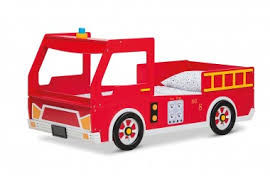 freddy fire engine single bed amart furniture