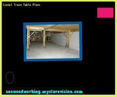 Wooden Train Table Plans Free by Ho Train Table Plans 104429 Woodworking Plans And Projects