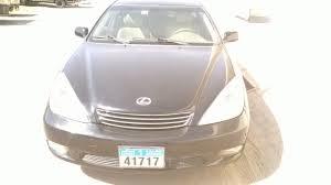 lexus uae dubizzle nigeria lexus es300 2002 model black very neat car dubai
