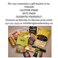 Diabetic Gift Basket Okanagan Gift Basket Company Based In Kelowna Bc