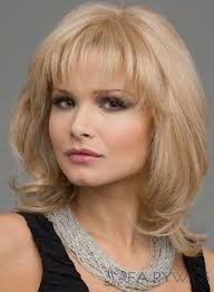 wigs medium length feathered hairstyles 2015 best classic hairstyles for women over 50 hair style hair styles