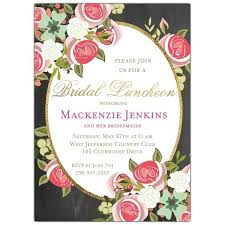 bridesmaid luncheon invitations wedding lunch invitation paperinvite