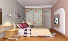 Home Design 3d Rendering Agreeable 3d Bedroom Design In Interior Home Design Makeover With