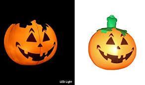 light up pumpkins for halloween inflatable light up halloween pumpkin child safe led inflatable