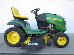 john deere 100 series lawn tractors john deere riding mowers