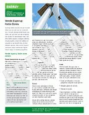report fact sheet and brochure publication templates