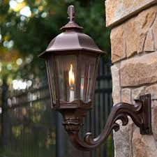 Gaslight Firepit by American Gas Lamp Works Gl1200 Cast Aluminum Electronic Ignition
