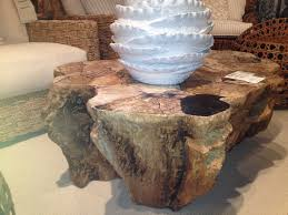 petrified wood dining table appealing petrified wood coffee tables pictures ideas surripui net