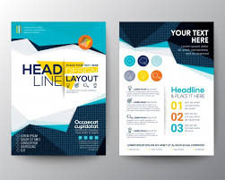 graphic design templates for flyers graphic design template for flyer templates vectors 141 800 free