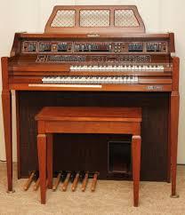 Organ Bench Vintage Baldwin Mco Tempo 185 Working Organ Bench Speakers