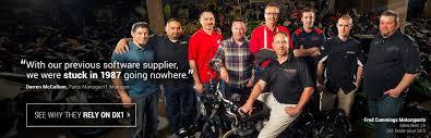 dx1 the complete dealership management platform for motorcycle