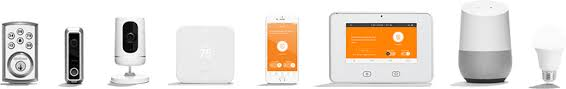 amazon black friday home security smart home powered by vivint best buy