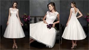 tea length wedding dresses wedding dress styles wedding