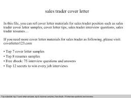 coffee trader cover letter cvresume unicloud pl