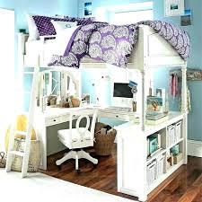 girls loft bed with a desk and vanity vanity loft bed loft bunk bed desk combo godembassy info