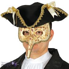 venetian plague mask venetian masquerade carnival masked nose