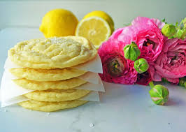 lemon sugar cookies modern honey
