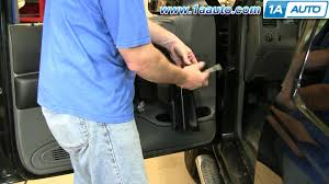 door ajar 2002 ford explorer how to install replace door lock actuator ford ranger 99 10 1aauto