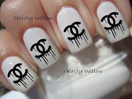 101 best chanel nail art images on pinterest pretty nails