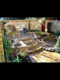 Small Backyard Patio Landscape Ideas Small Backyard Ponds And Waterfalls Call For Free Estimate Of