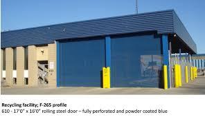 Overhead Door Model 610 Finest Doorman Loading Dock New Jersey New York